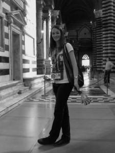 me in Duomo