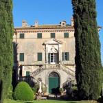 Villas, Gardens, and Monasteries close to Siena